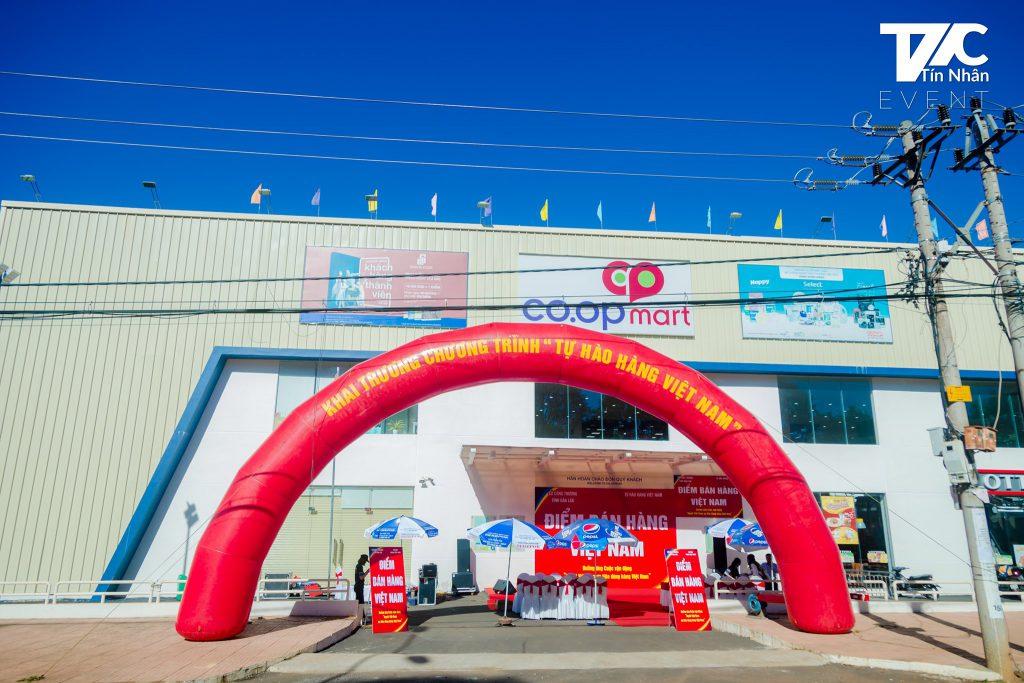 khai trương Coopmart