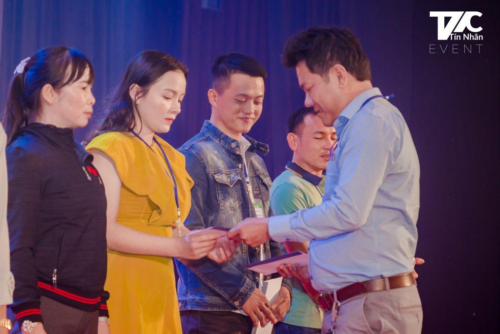hội nghị tri ân khách hàng